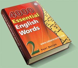 دانلود جلد دوم مجموعه 4000 Essential English Words