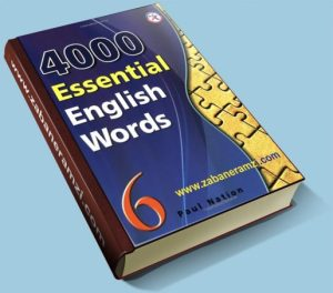دانلود 4000 Essential English Words Book 6
