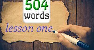 504-lesson-1