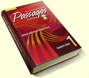 دانلود کتاب passages-1, آموزش مکالمه, آموزش نوشتن, آموزش لغت, آموزش شنیداری, listening, writing, speaking, vocabulary, تقویت مهارت زبان