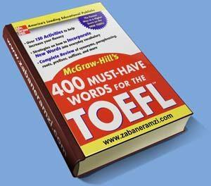 دانلود کتاب 400 Must-Have Words For The TOEFL