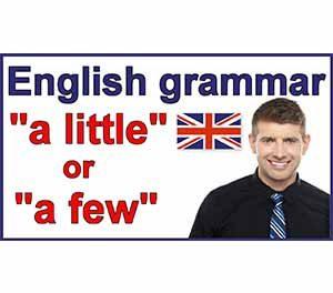 few,زبان انگلیسی