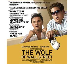(The Wolf of Wall Street (2