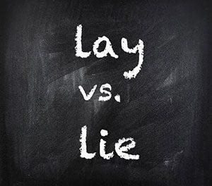 lay,زبان انگلیسی,