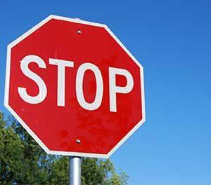 معانی مختلف stop