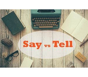 talk-vs-say