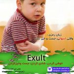 زبان رمزی Exult