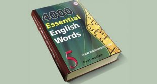 4000 Essential English Words Book 5