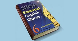 4000 Essential English Words Book 6