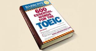دانلود کتاب 600 لغت ضروری TEOIC