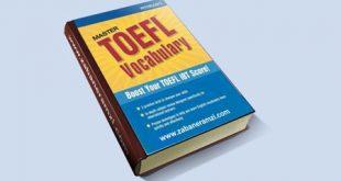 کتاب Master the TOEFL Vocabulary Skills