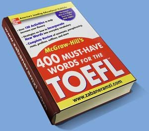 دانلود کتاب 400 Must-Have Words For The TOEFL