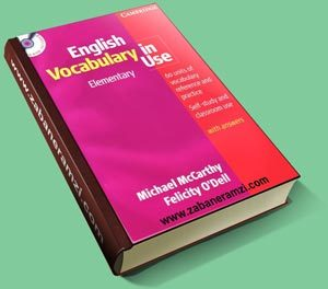 دانلود کتاب English Vocabulary in Use Elementary