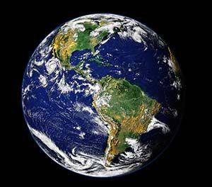 زمین به انگلیسی چی میشه