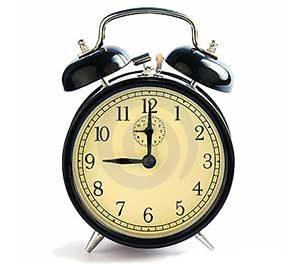 کاربرد o'clock در زبان انگلیسی