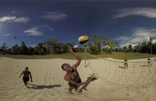 آموزش زبان انگلیسی با اخبار المپیک ریو واقعیت مجازی