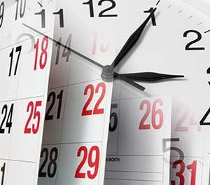 زمان در زبان انگلیسی