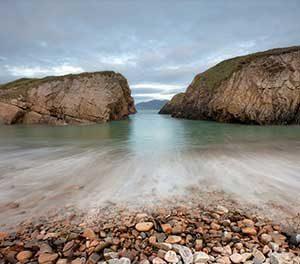 انواع ساحل به زبان انگلیسی