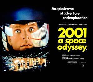 آموزش زبان انگلیسی با دیالوگ فیلم علمی تخیلی 2001: یک ادیسه فضایی ( 2001: A Space Odyssey )