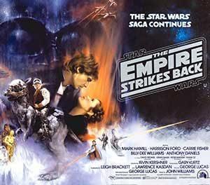 آموزش زبان انگلیسی با فیلم فانتزی - The Empire Strikes Back