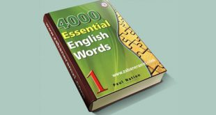 4000 Essential English Words Book 1