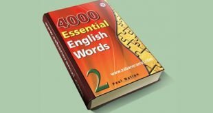 4000 Essential English Words Book 2