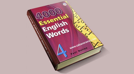 4000 Essential English Words Book 4