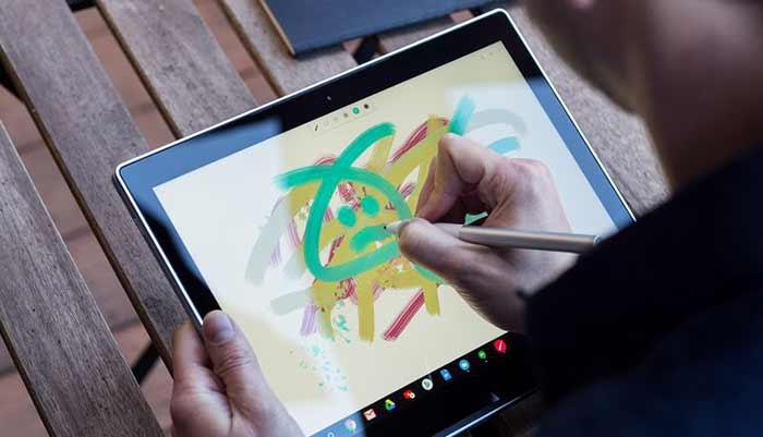 لپ تاپ گوگل
